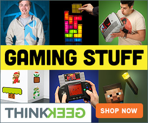 Gamer Gifts Video Game Gifts